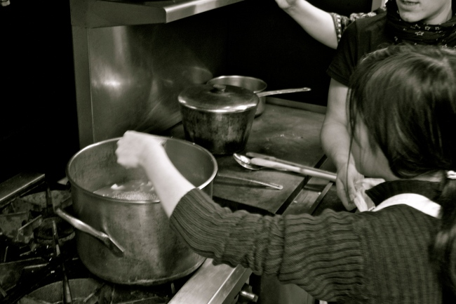 Not So Fast Cooking Classes